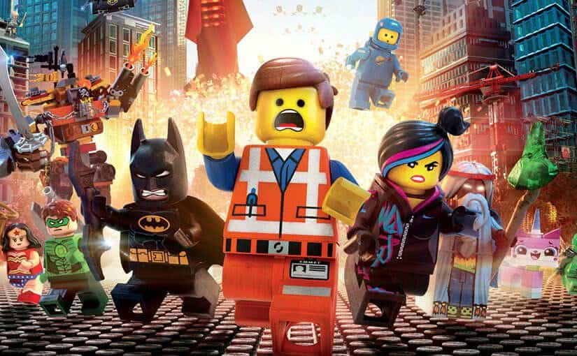 Lego Movie Trailer HDR