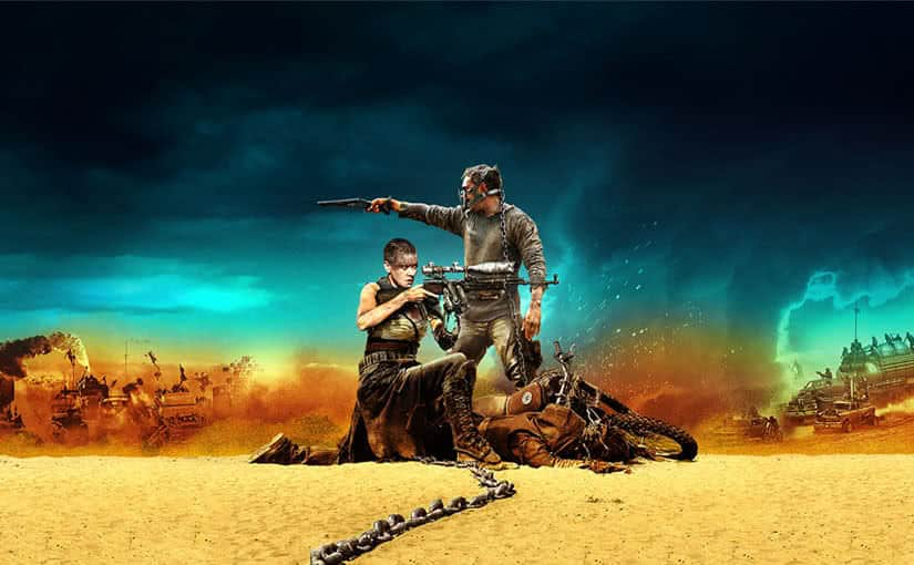 Mad Max Movie Trailer HDR