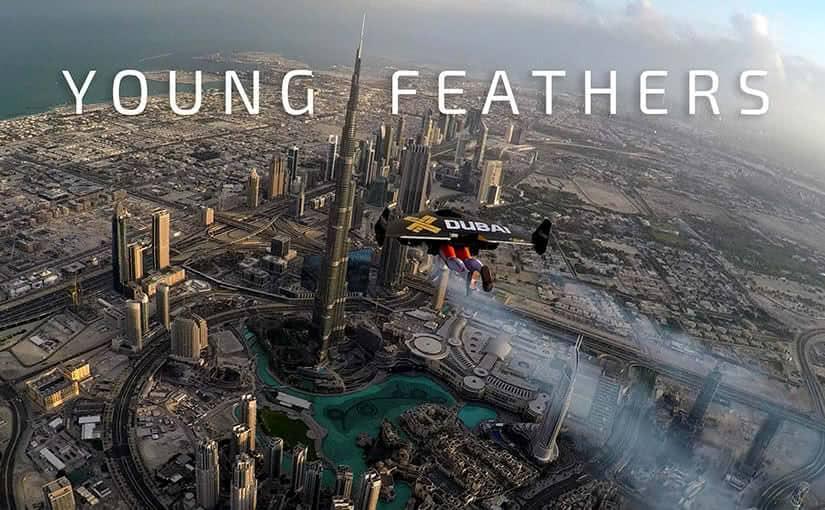 jetman dubai young feathers