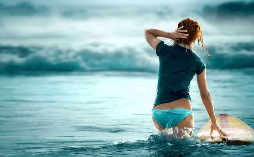 Sony: Surfing