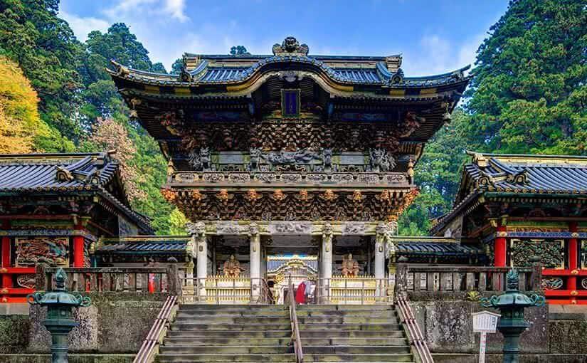 toshogu shrine japan
