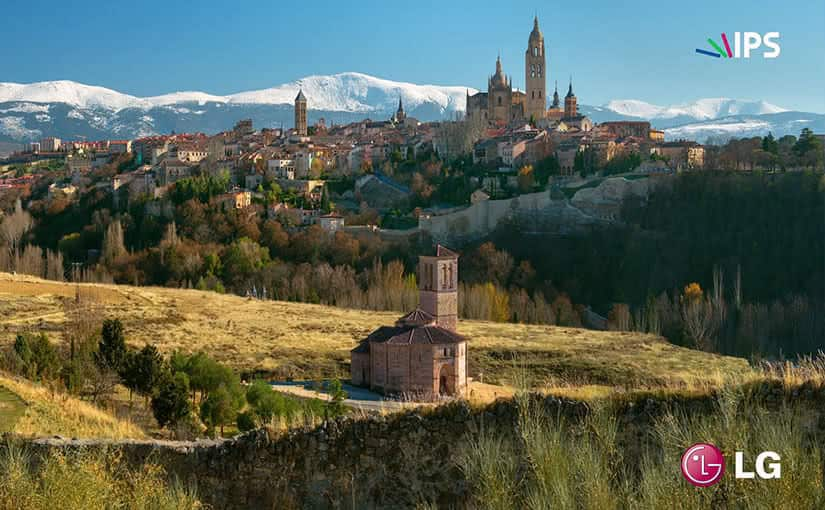 LG: Spain and Patagonia