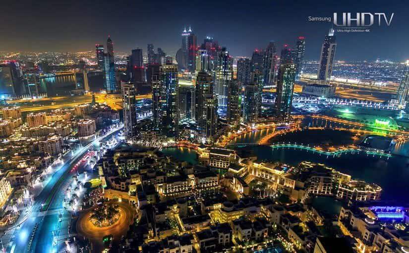 Samsung: Dubai