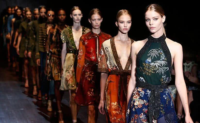 samsung fashion show milan