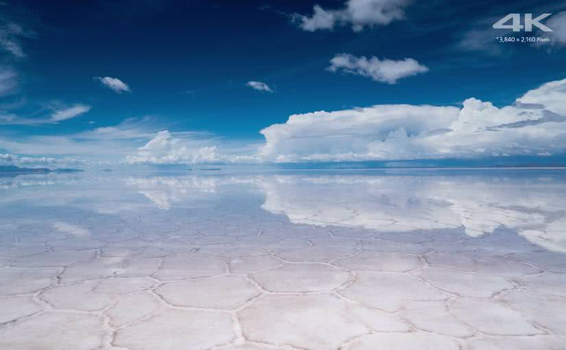 Sony: Reflections From Uyuni