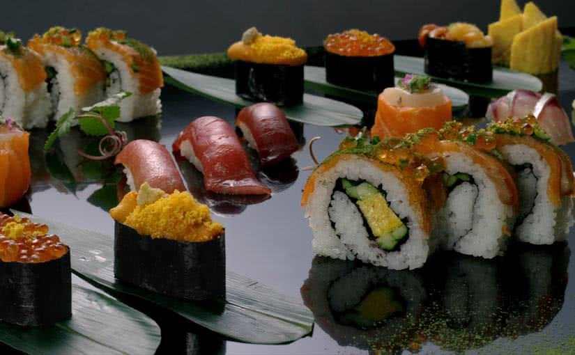 sony sushi