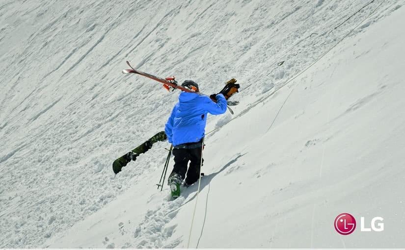 lg skiing